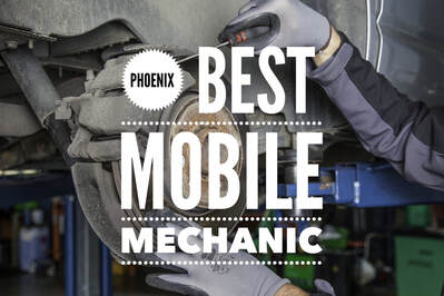 mobile mechanic Phoenix AZ